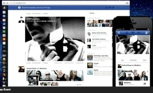 Screenshot Facebook PK
